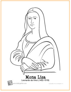 mona-lisa-coloring