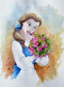 belle-with-flowers